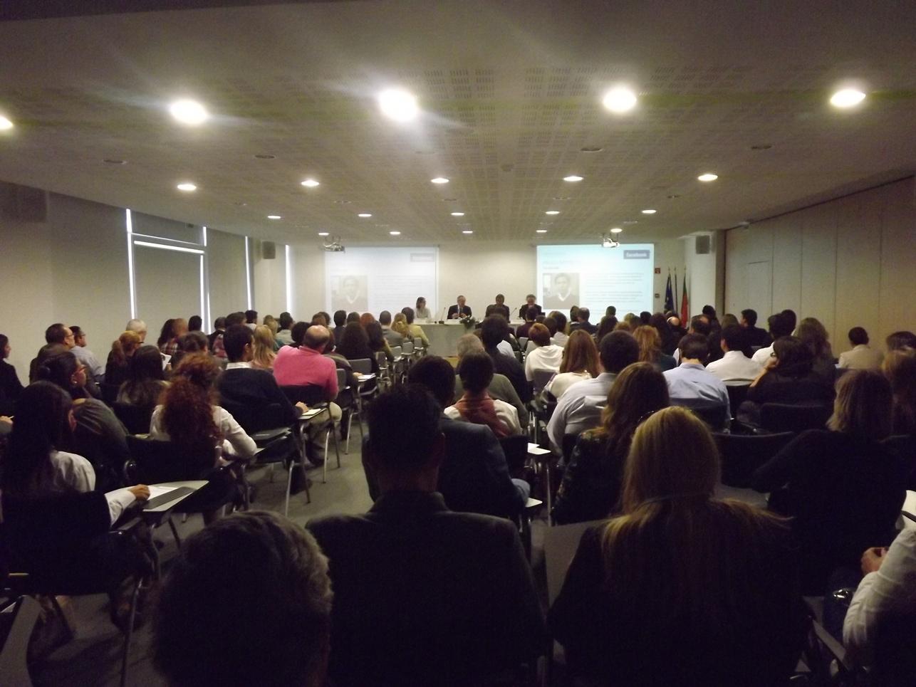 Mais de 150 profissionais de Turismo assistiram ao Seminário.