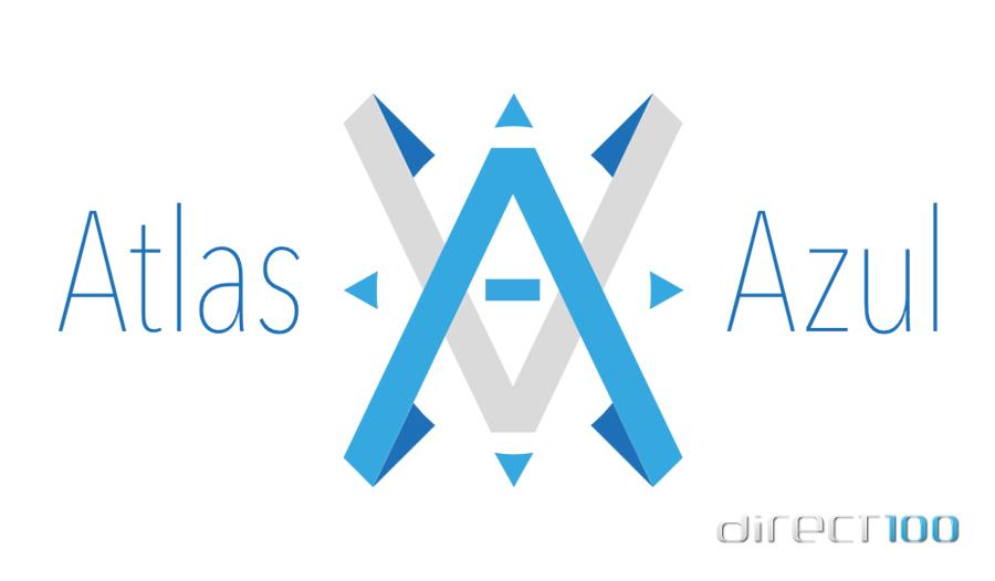Atlas Azul e Direct100 - Sms Profissional