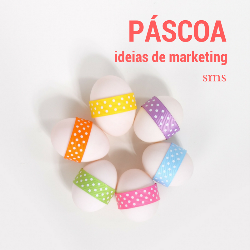 Páscoa - Ideias de marketing